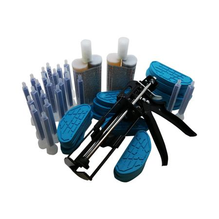 kit mascalcia per la cura degli zoccoli
