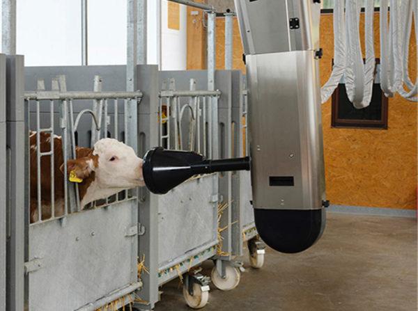 Calf Rail agricoltura 4.0 agrisystem srl vitellaia 4.0