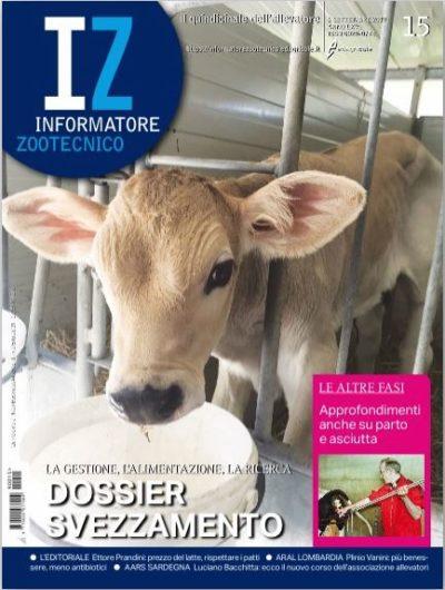 Agrisystem srl informatore zootecnico svezzamento vitelli