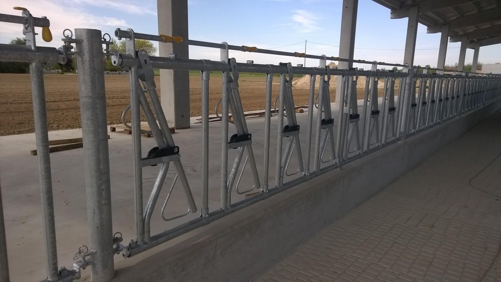 Agrisystem srl progetti realizzazioni Azienda Agricola Allegri
