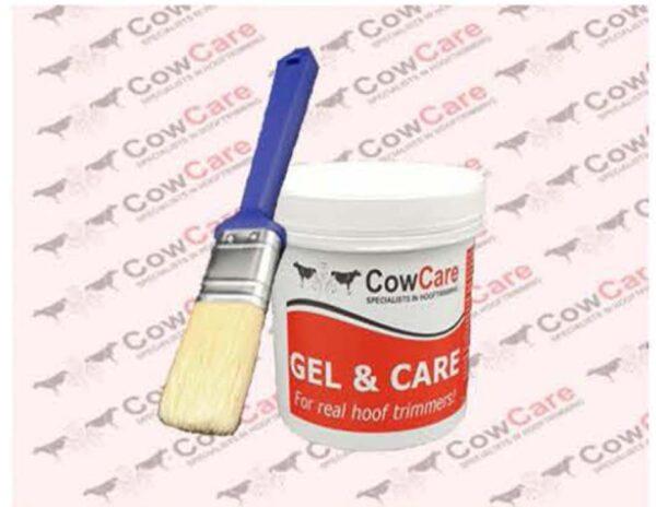 Gel & Care prodotto per la mascalcia, agrisystem srl