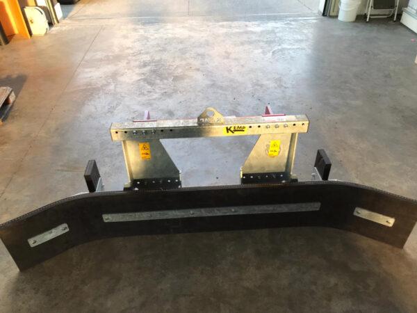 Raschietto-di-gomma-pesante-e-fisso1 kemp machines agrisystem srl