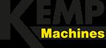 kemp machines logo rivenditore